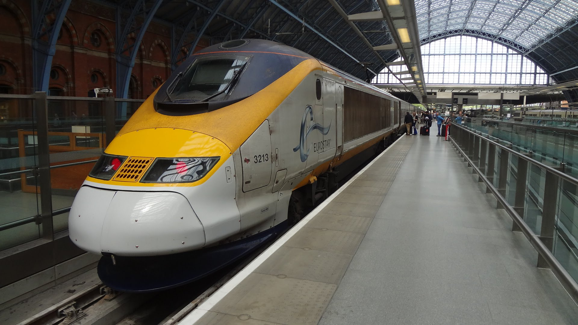 Eurostar To Amsterdam Just Became A Reality Ismoke