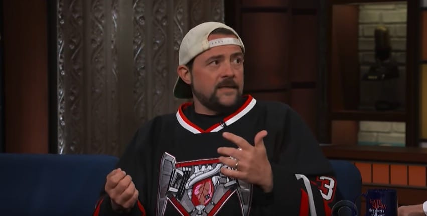 """, Doctor told Kevin Smith """"That Weed Saved Your Life"""" after his recent Heart Attack"""