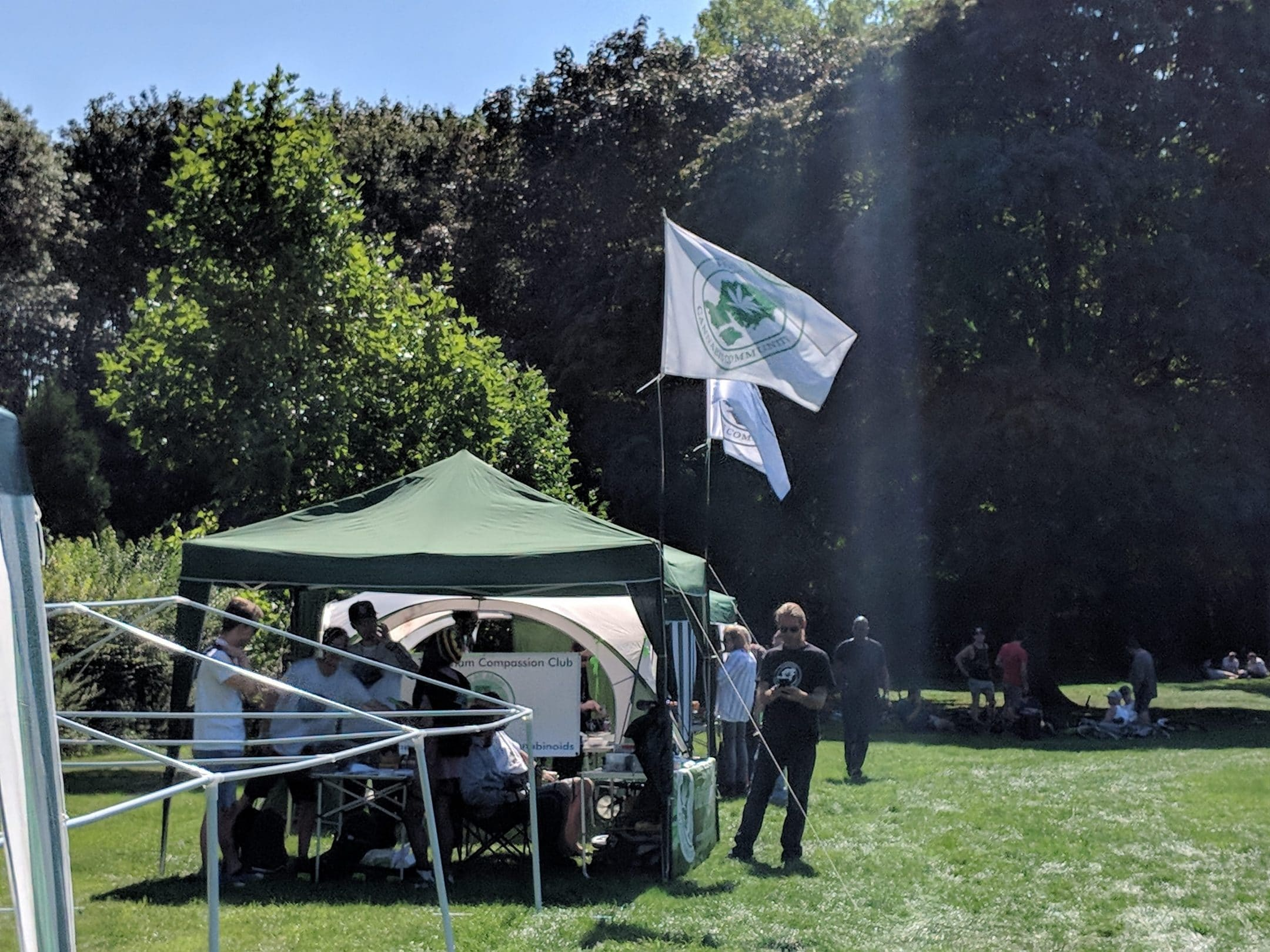 , We Attended Basingstoke Cannabis Club's Summer Sessions Part 3