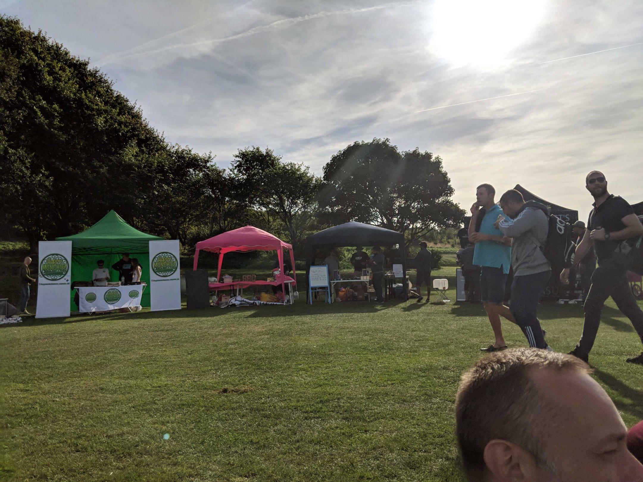 , We attended Jerk N Fire 2018 in Brighton